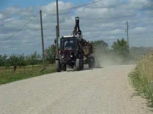 Vairāki grants ceļu posmi Rēzeknes novadā vēl gaida  sakārtošanu