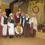 Vērēmu pagasta folkloras kopa Vōrpa