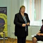 Rēzeknes novada pašvaldības Sociālā dienesta vadītāja Silvija Strankale