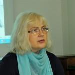 Ludzas Invalīdu biedrības vadītāja Ilona Seņkova