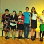 Uzvarētāji - Feimaņu pamatskolas komanda