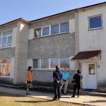 12. aprīlī potenciālie būvuzņēmēji tika aicināti uz tikšanos Silmalas pirmsskolas izglītības iestādē, lai apskatītu plānoto būvobjektu