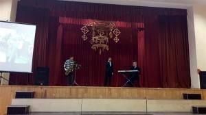 Maltas speciālās interrpamatskolas vokāli instrumentālais ansamblis (vadītājs Juris Dervanovs)