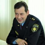 Valsts policijas Latgales reģiona pārvaldes Rēzeknes iecirkņa priekšnieks Gunārs Paškevičs