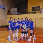 Uzvarētājas - Maltas komanda.