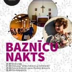 Baznicu nakts 2017_Luznavas muiza