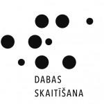 Dabas skaitīšanas logotips