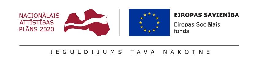 ES fondu logotipu ansamblis - ESF - krasains