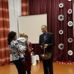 konkursa Mana Latvija dalībnieku apbalvošana