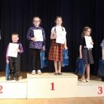 Skotuvis runys konkursa uzvarātuoji 1-4. klašu grupā.