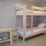 jauna gultasvieta