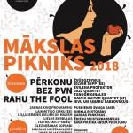 makslas pikniks afisa 2018