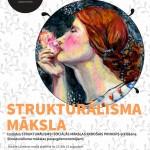 Strukturalisma maksla_afisa_Luznava