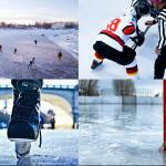 Griškānu pagasta dīķa hokeja turnīrs - 13.01.2019 - Copy