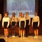 L. Rancānes Makašānu amatu vidusskolas folkloras kopa - Kūkleite