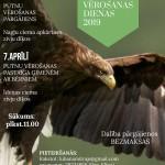 Afisa Putnu dienas 2019
