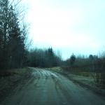 Autoceļa Nr.5611 Čapkova – Geikina stāvoklis pirms pārbūves