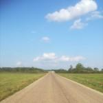 Gaigalavas pagasta ceļš pēc pārbūves