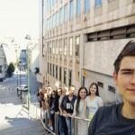 Ekskursijā pa Briseli