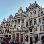 Lielais laukums Briseles vecpilsētā