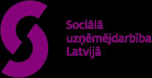Sociālā uzņēmējdarbība Latvijā LOGO Autors Labklājības ministrija
