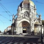 Viena no skaistajām baznīcām Briselē