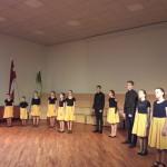Dricānu vidusskolas 5.-9.kl. vokālais ansamblis - Viejeni
