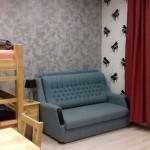 Muzikanti istaba ar divstavu gultu1